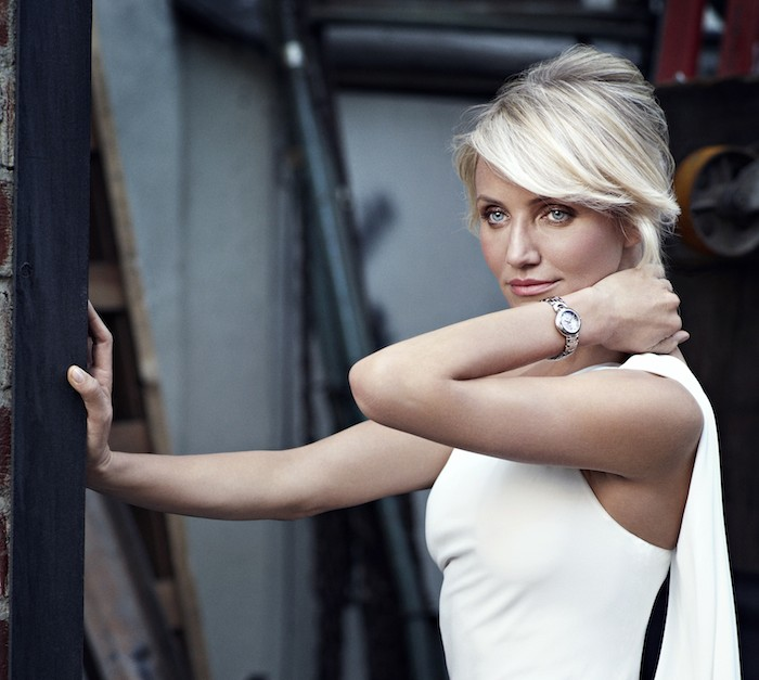 Cameron Diaz Supports Women's Rights