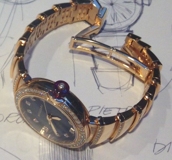 A Moment in Time: Fabrizio Buonamassa, Bulgari Watch Designer, Talks Sexy