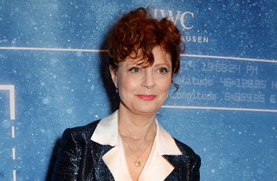 Actress Susan Sarandon Talks About Time