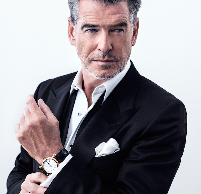 Pierce Brosnan Becomes Brand Ambassador for Speake-Marine