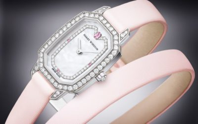Baselworld 2018: Harry Winston Unveils New 'Emerald' Collection  Watches